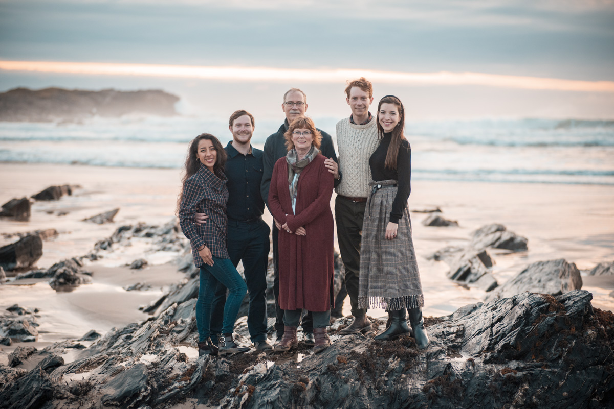 Islay Family Photography Saligo Bay