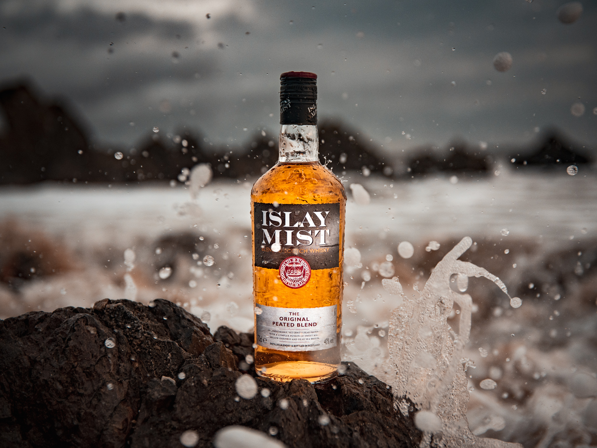 Islay Whisky Photography
